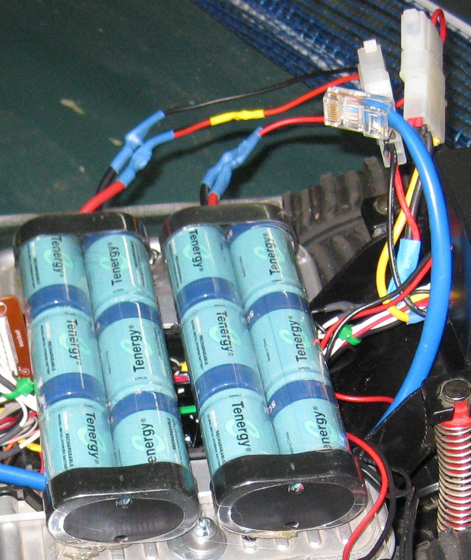 Wifi Robot Rc Car Schematic Batteries