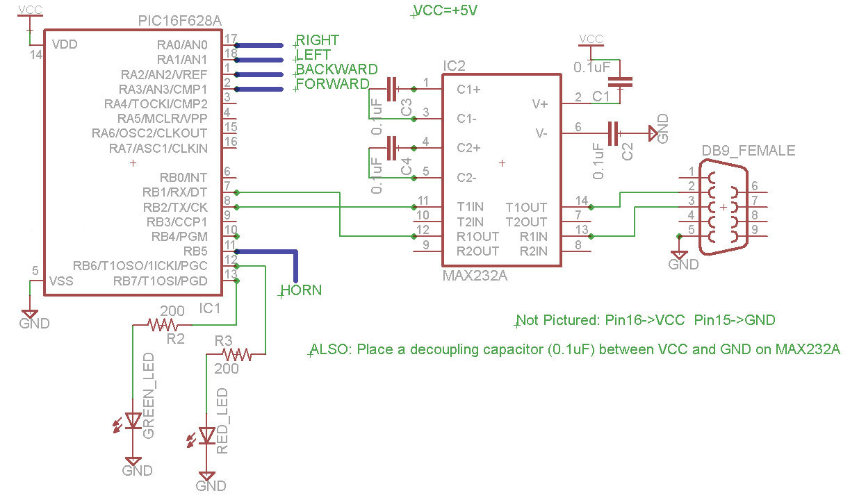 Wifi Robot Camera Circuit Board Wiring Diagrams Further Pic Schematic