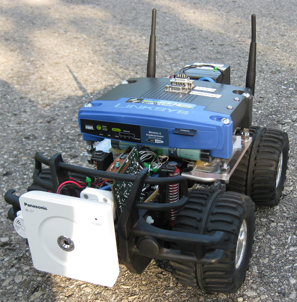 Wifi Robot Electronics Project How To Make A Remote Control Car
